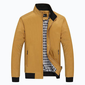 2018 Spring Men's Jackets Men Casual Coats Men's Fashion Windbreaker Brandmodkily-modkily