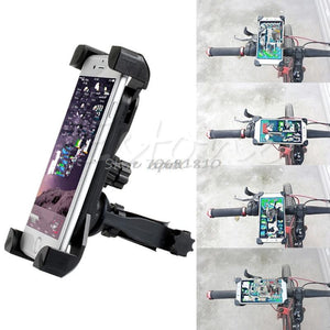 Universal Motorcycle MTB Bike Bicycle Handlebar Mount Holder Band For Cell Phonemodkily-modkily