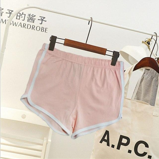 Bellflower Women & Girls Shorts Pants Casual Cotton Short Pants Pantalon Yomodkily-modkily
