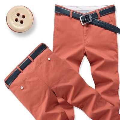 2018 spring Business Pant Stretch trousers men's casual fashion pants men businessmodkily-modkily