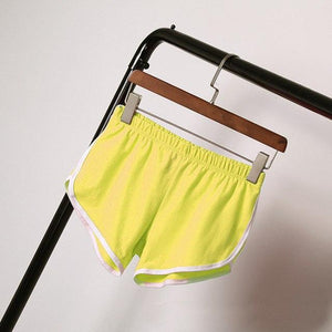 13 Colors Women Summer Casual Female Shorts Slim Fitness Beach Elastic Highmodkily-modkily