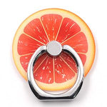 Fruit Style Phone Stand Mobile Finger Ring 360 Degree Rotation Holder modkily-modkily