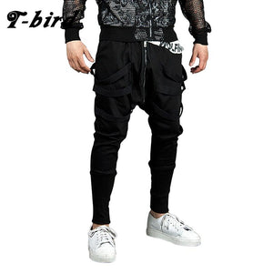 Men Casual Pants Mens Joggers Pant 2018 Brand Male Hip Hopmodkily-modkily