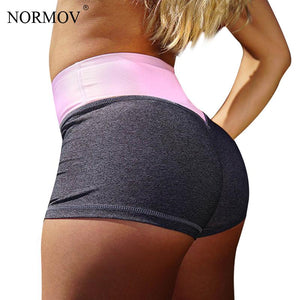 Sexy Push Up Shorts Women Summer Sweat High Waist Shorts Femininomodkily-modkily