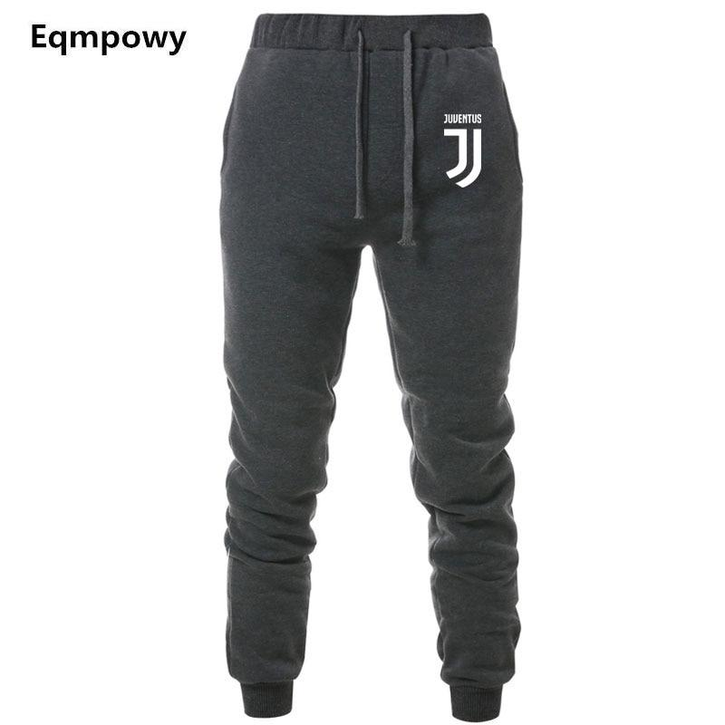 Brand Male Trousers Juventus Sweatpants Men Leisure Men'S Fitness Bodybuilding Casual Pantsmodkily-modkily