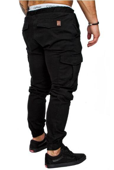 2018 Brand Men's Pants Hip Hop Harem Joggers Pants Male Trousers Menmodkily-modkily