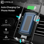 Cafele Car Phone Holder with Built-in 10W Wireless Charger Smartphone Car Mobilemodkily-modkily