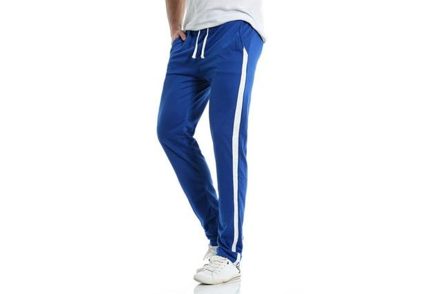 Men Sweatpants 2018 Brand Fashion Korean Wild Side Track Casual Joggers Menmodkily-modkily