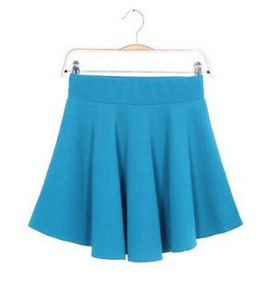 Pleated Skirts Short Skirt for Women 2018 All Fit Tutu Schoolmodkily-modkily