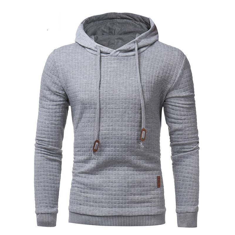 2018 New Arrival Men Sweatshirts Classic Men's Hooded Casual Sweatshirt Jacketmodkily-modkily