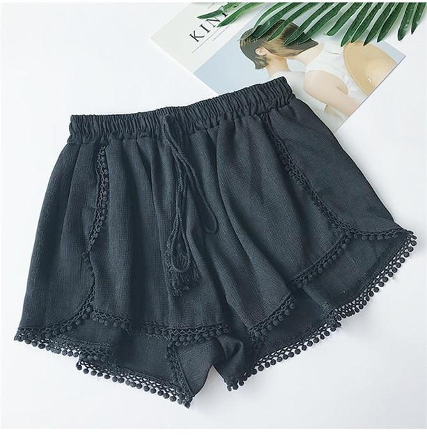 Summer Newest Style Fashion Vintage Elastic High Waist Female Boho Beach Chiffonmodkily-modkily