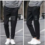 men Harem tactica Pants brand 2018 summer Sagging cotton pants men Trousersmodkily-modkily