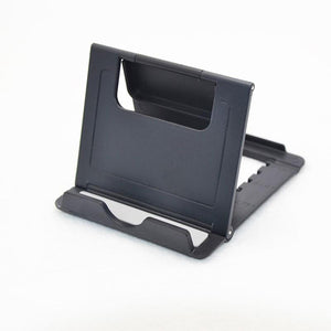 Universal can Folding Mobile Phone Tablet PC Holder ABS Plastic Adjustable Standmodkily-modkily