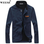 Men Jacket Plus Size M-5XL 2018 Brand New Fashion Stand Collar Menmodkily-modkily