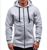 2018 New Brand Hoodie Streetwear Hip Hop red Black gray white Hoodedmodkily-modkily