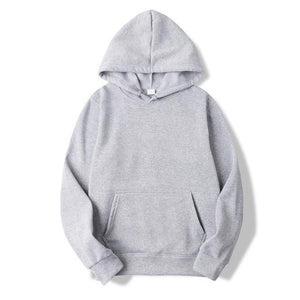 2018 New Casual pink black gray blue HOODIE Hip Hop Street wearmodkily-modkily