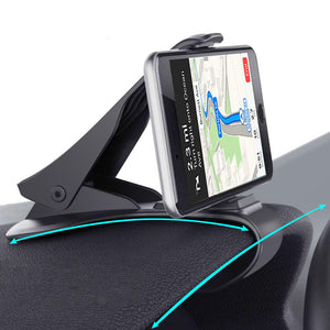 Car Phone Holder Magnetic Mount Clip On Dashboard Kit For Universal Smartmodkily-modkily