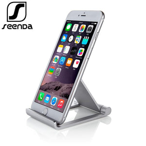 Seenda Foldable Phone Holder for iPhone X 8 Universal Metal Tablet Standmodkily-modkily