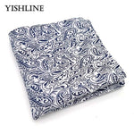 143-162 Various Men Paisley Stripes 100% Silk Satin Pocket Square Hanky Jacquardmodkily-modkily