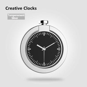 CHEERYMOON Pocket Watch 360 Degree Rotate Freely Finger Ring Mobile Phone Formodkily-modkily