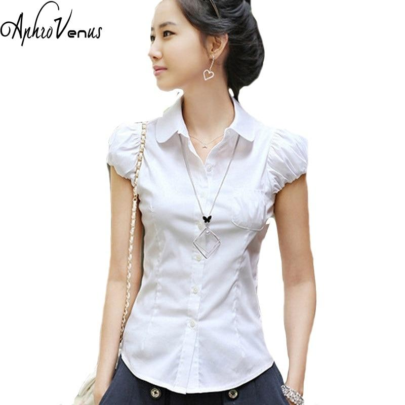 2018 Summer Tops Shirt Women Blouses Chiffon Shirt Clothing Lady Blouse Femalemodkily-modkily
