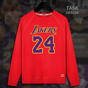 new Kobe Bryant men pullovers hoodies sweatshirt Black Manba clothes streetwear casualmodkily-modkily