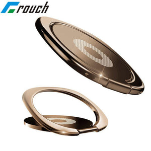 Metal plating Phone Ring Holder For iPhone Samsung Huawei Phone Desktopmodkily-modkily