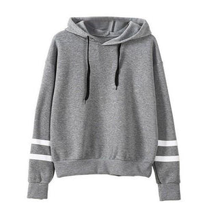 2018 Autumn Women Hoodie Casual Long Sleeve Hooded Pullover Sweatshirts Hooded Femalemodkily-modkily