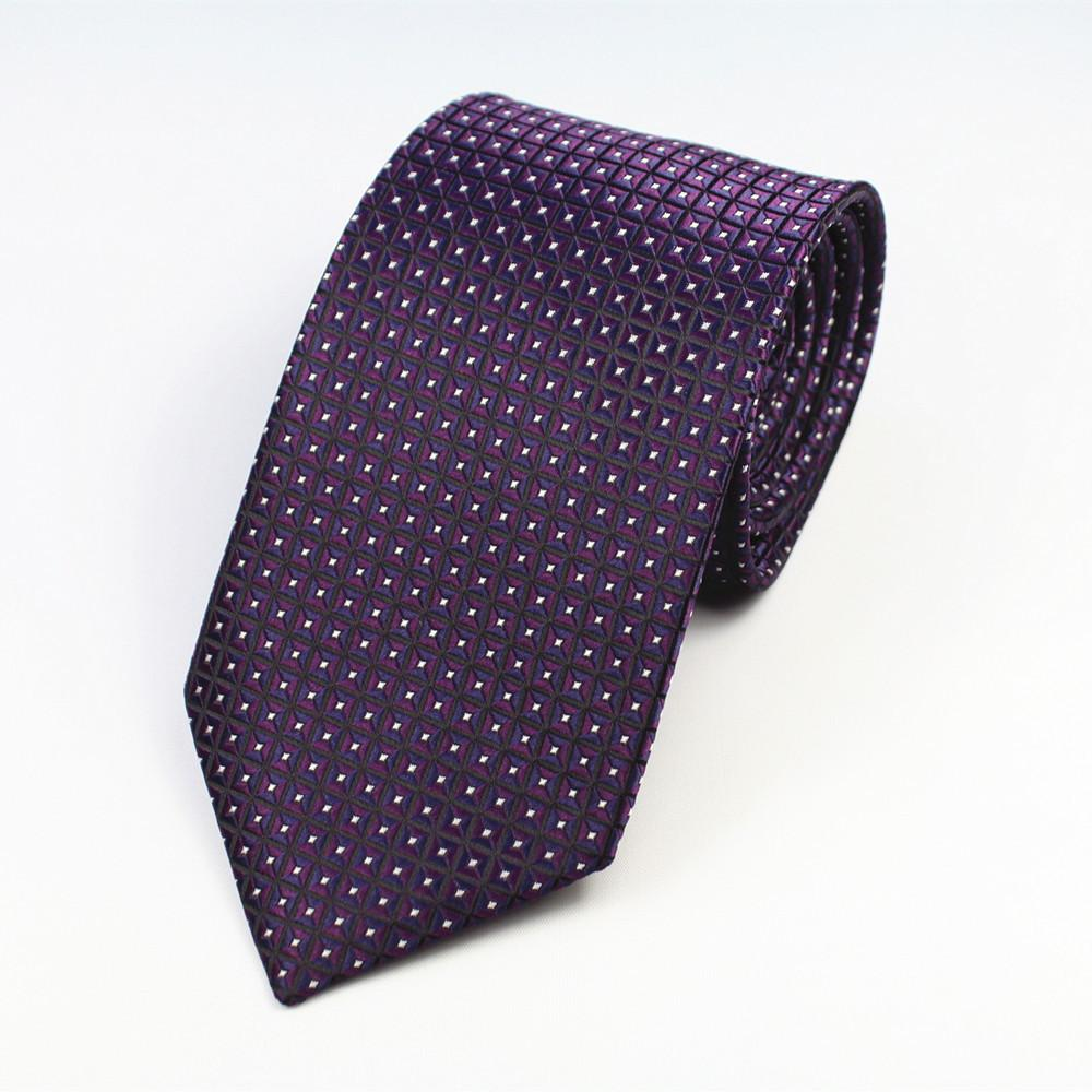 New Solid Color Ties For Men Silk Neck Tie Suit For Formalmodkily-modkily