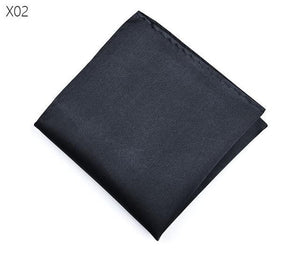 Mens Wedding Pocket Square Silk match for Suit Tie Men's Handkerchief Accessoriesmodkily-modkily