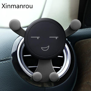 Universal No Magnetic Car Phone Holder Air Vent Mount Car Mobile Phonemodkily-modkily