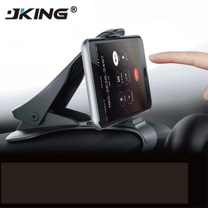 Universal Antiskid Car Phone Holder Clip HUD Design Dashboard Adjustable Mount Formodkily-modkily