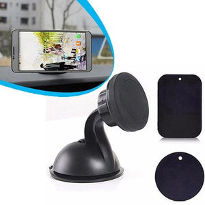 Universal Rotating Car Sucker Magnetic Holder Stand Mount for Cell Phone GPSmodkily-modkily