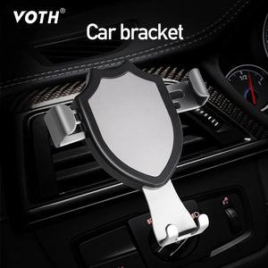 Voth Gravity Car Mobile phone holder Clip type air vent monut GPSmodkily-modkily