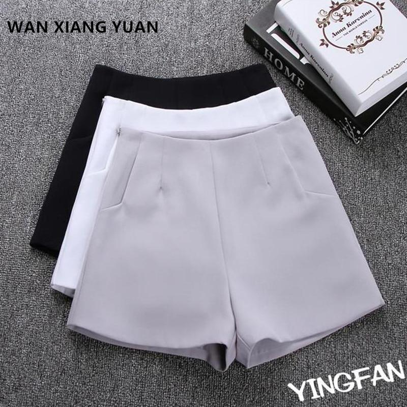 2018 New Summer hot Fashion New Women Shorts Skirts High Waist Casualmodkily-modkily