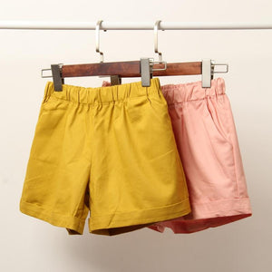 Casual high Waist mini Shorts High Waist Wide Leg women Shortsmodkily-modkily