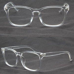 9 Color Hot optical myopia glasses clear lens eyewear nerd geek glassesmodkily-modkily