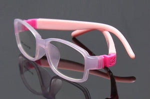 Kid Glasses Rubber Eyeglasses Kids Frames Optical Eyewear for Children No Screwmodkily-modkily