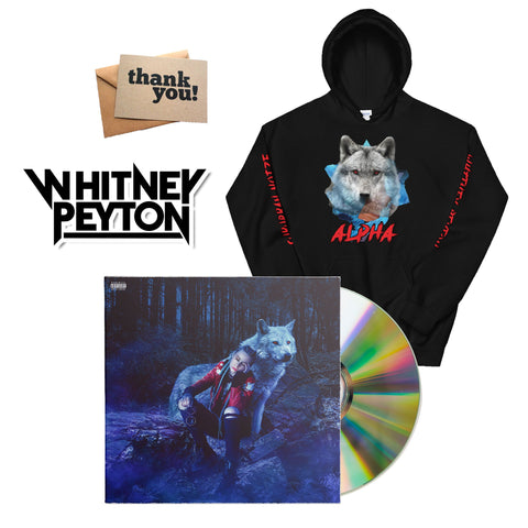 Whitney Peyton Alpha Bundle #1