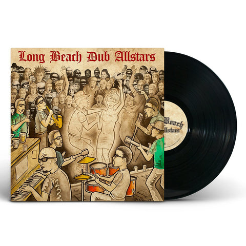 Long Beach Dub Allstars Vinyl (Black)