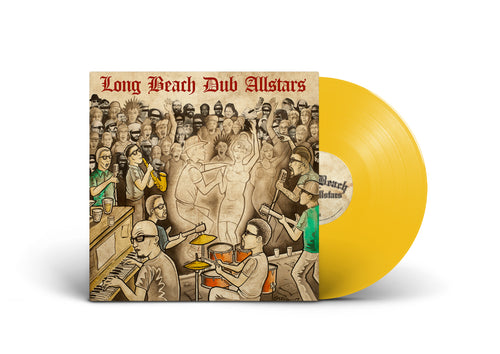 Long Beach Dub Allstars Vinyl (Yellow) PREORDER - SHIPS WEEK OF 4/17/20