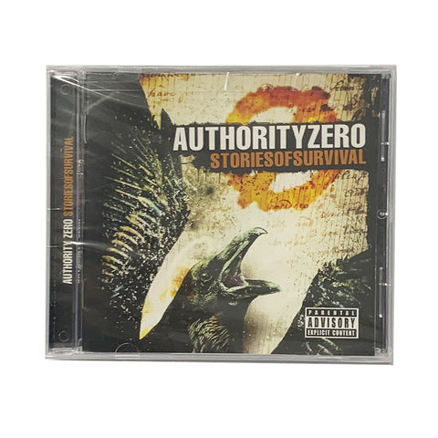 Authority Zero - Stories of Survival