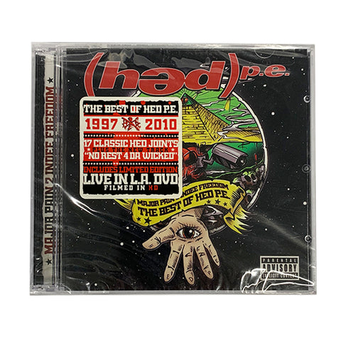 HEDpe - Best of Hed P.E - Major Pain 2 Indee Freedom