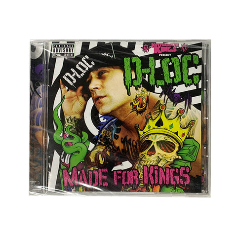 D-Loc - Made For Kings CD
