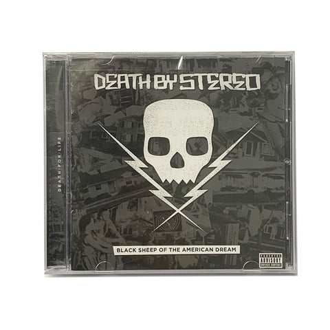 Death by Stereo - Black Sheep of the American Dream CD