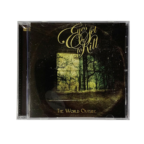 Eyes Set To Kill - The World Outside CD