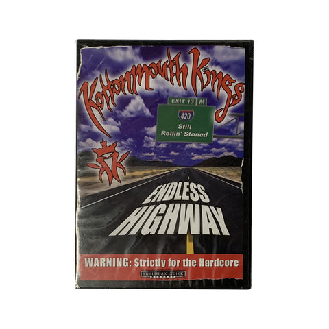 Kottonmouth Kings - Endless Highway DVD