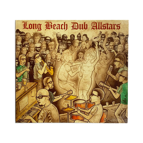 Long Beach Dub Allstars CD
