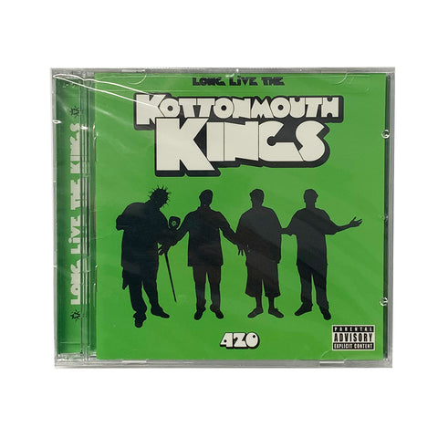 Long Live The Kottonmouth Kings CD - Green