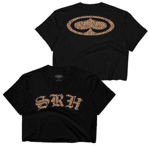 SRH Represent Womens Crop Shirt
